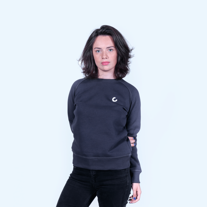 MacPaw Embroided Logo Women's Sweatshirt (Limited)