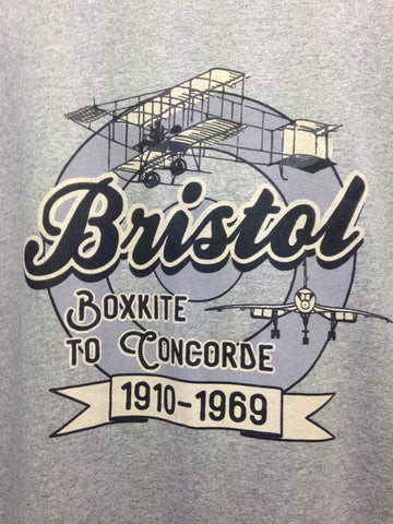Bristol Box Kite to Concorde T-Shirt