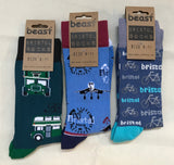 Bristol transport socks