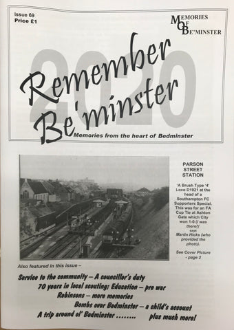 Memories of Be'minster issue 69
