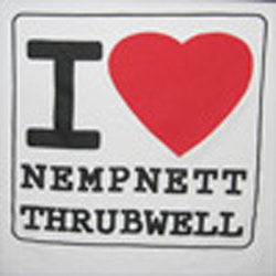 I love Nempnett Thrubwell t-shirt