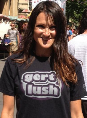 Gert lush black t-shirt