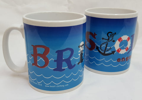 bristol pirate mug