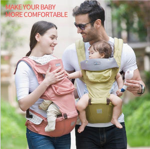 All-In-One Baby Breathable Travel Carrier – TRY CLASSY