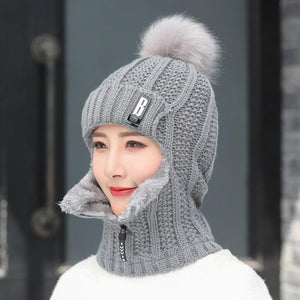 The Siamese Windproof Hat