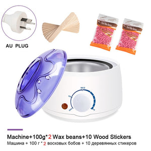 Painless Waxing Beans Kit