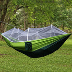360 Defence® - Original Premium Ultralight Mosquito Net Hammock