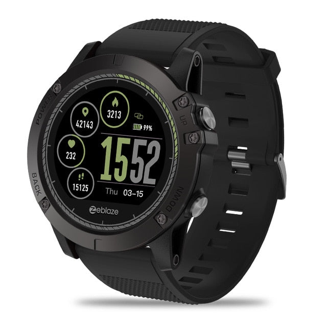 Pro Military Grade Smartwatch