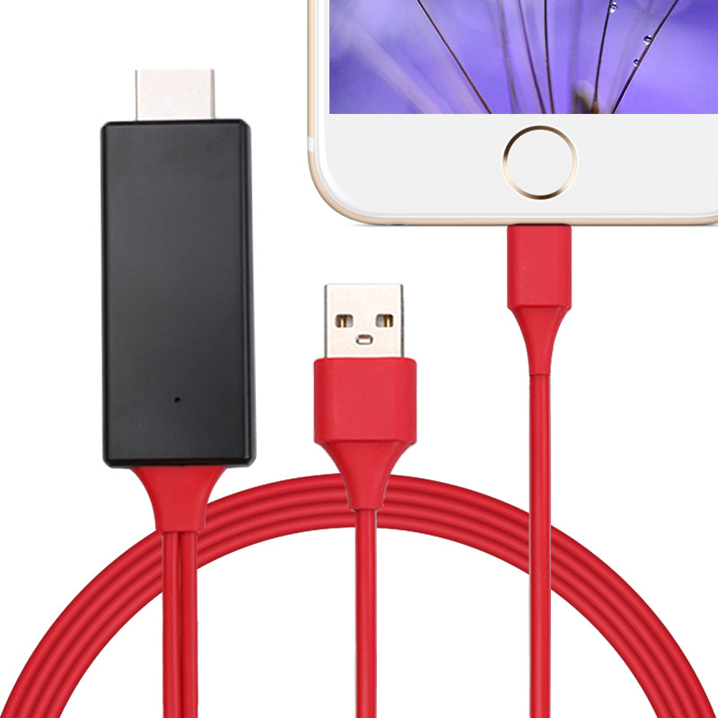 Fast-Link HDMI TV Cable For iPhone