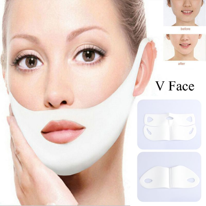 Miracle V-Shaped Slimming Mask Set