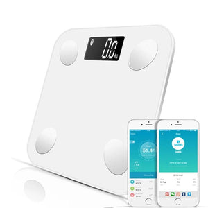 Smart Bluetooth Body Fat Scale With APP