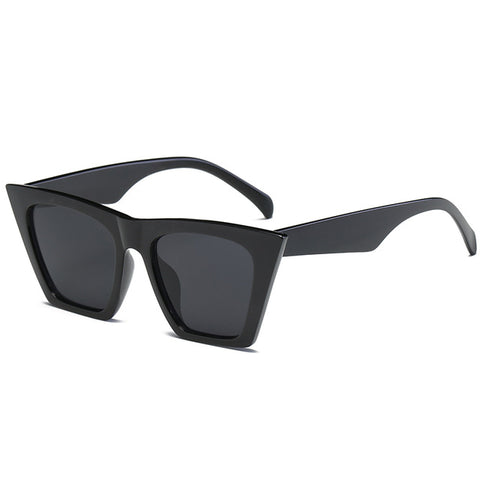 Retro Rectangular Sunglasses