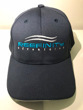 Load image into Gallery viewer, Reefinity Adventures Baseball Cap  - Woven style - Reefinity Adventures