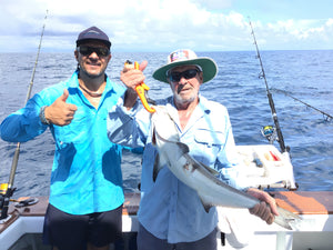 Private Charter Reef Fishing - Reefinity Adventures