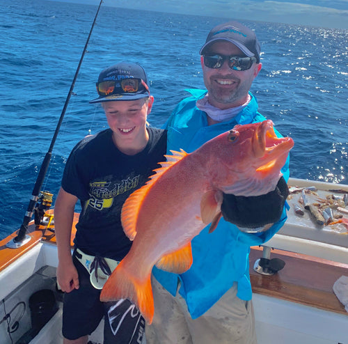 Half Day Shared Charter Reef Fishing - Reefinity Adventures
