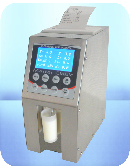 milk analyzer master lm2