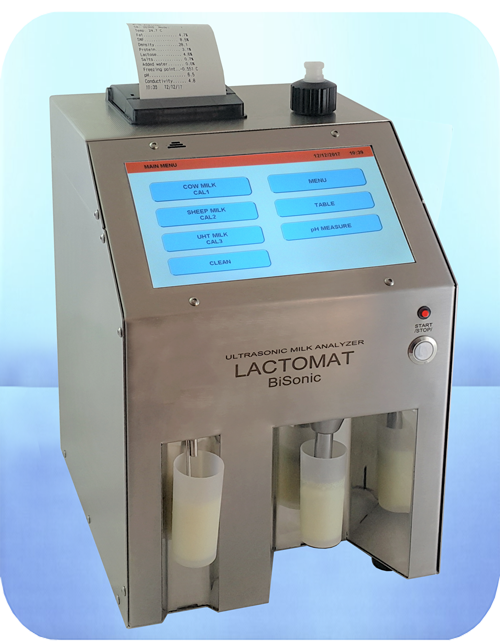 milk analyzer Lactomat BiSonic