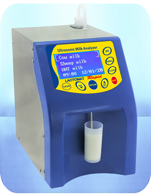 milk analyzer lactomat rapid