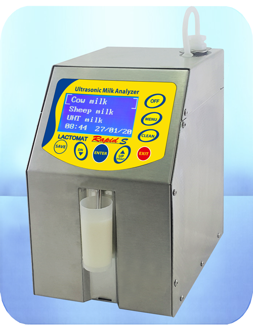 milk analyzer Lactomat Rapid S BP