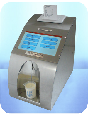 milk analyzer Master Pro Touch