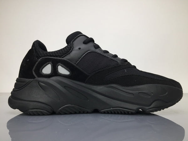 online retailer e8bfc 7ee48 Yeezy 500 Black Boost By Kanye West | Sahara Street Store