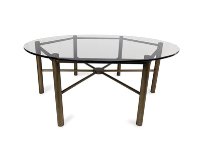 Lester Glass Coffee Table