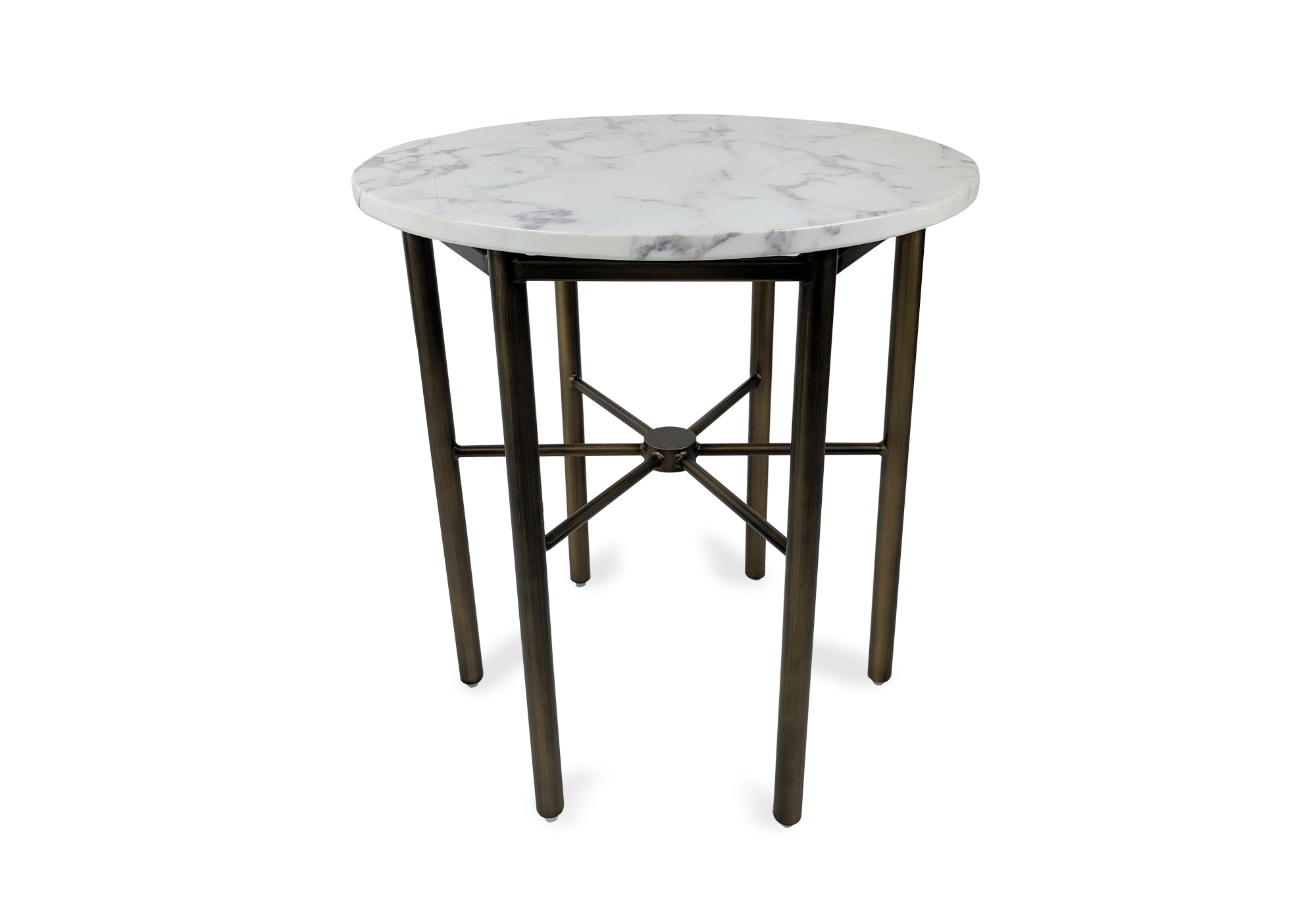 Lester Marble Side Table