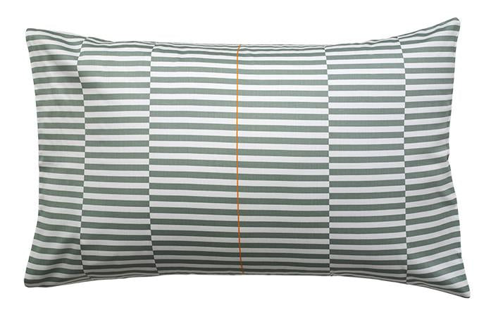 ELSON Checked Pillow