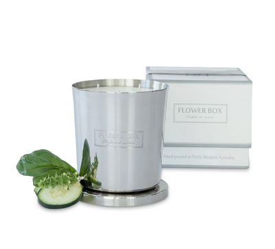 Cucumber & Wild Basil 1 Kg Candle | Domain Gallery