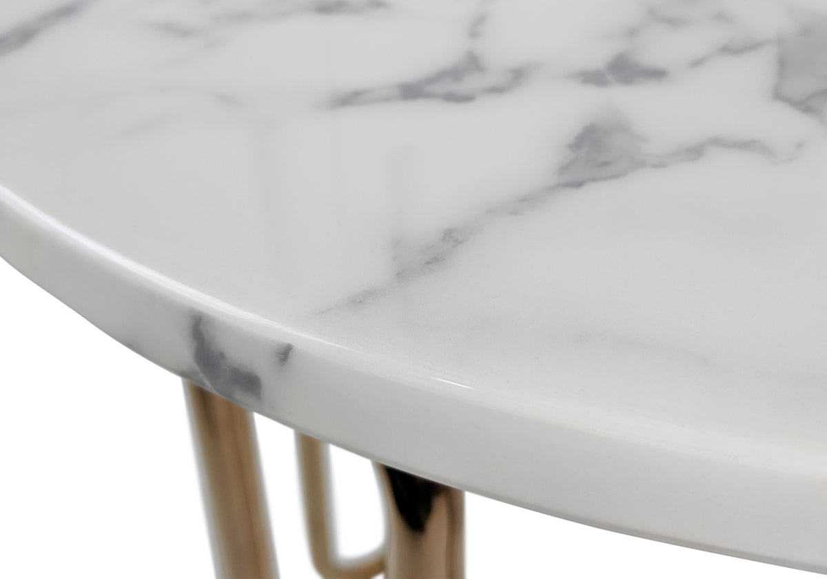 Denby Coffee Table - Marble