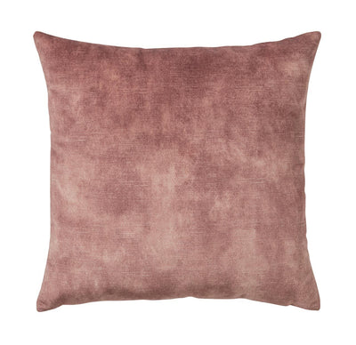 Lovely velvet cushion - Dusk Pink
