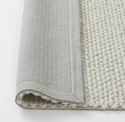 Weave Emerson floor rug available in Domain Gallery