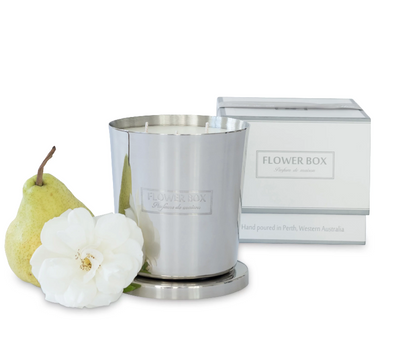 Flowers & Pear 1 Kg Candle | Domain Gallery