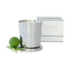 Fresh Lemongrass 1kg Silver Candle