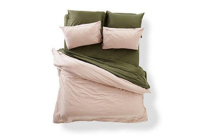 Sandy Beige Duvet Cover