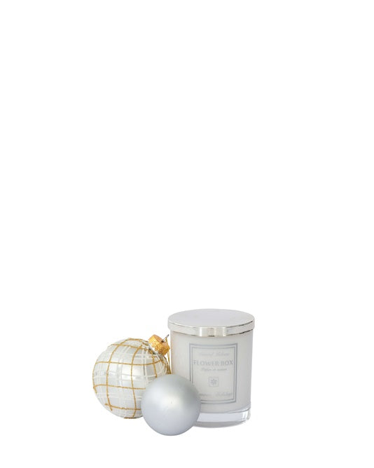 Summer Holidays -Luminous White Candle - Special Edition
