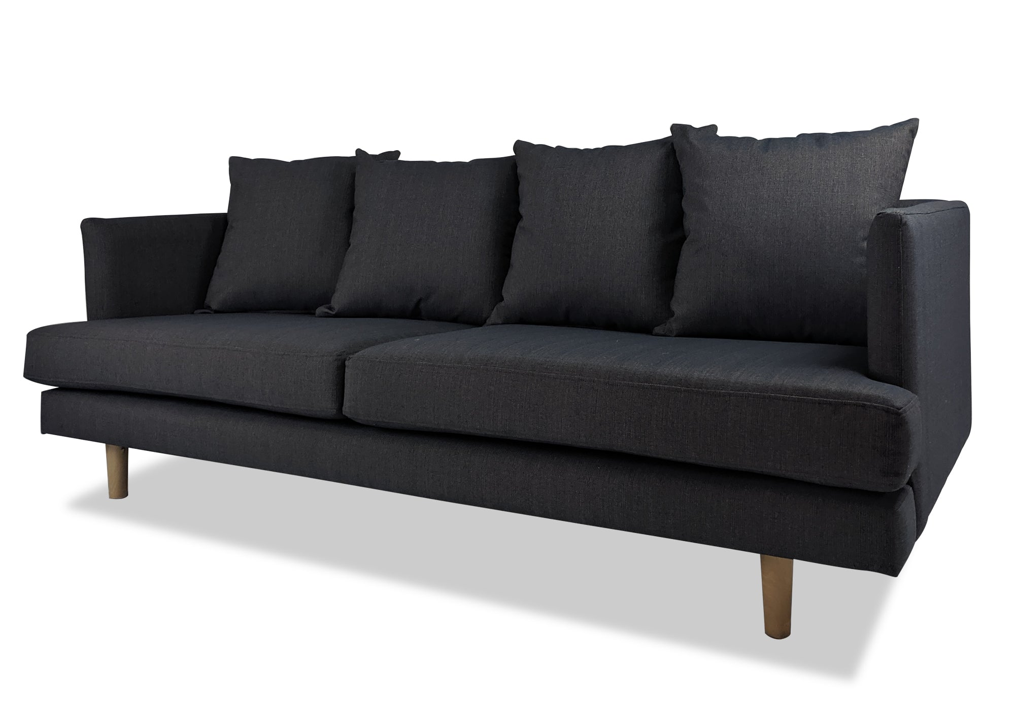 Magnificent Vito Upholstered Sofa Locally Made In Wa Domain Gallery Dailytribune Chair Design For Home Dailytribuneorg
