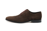URBAN CHIC - DARK BROWN SUEDE