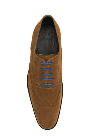 URBAN CHIC - LIGHT BROWN SUEDE