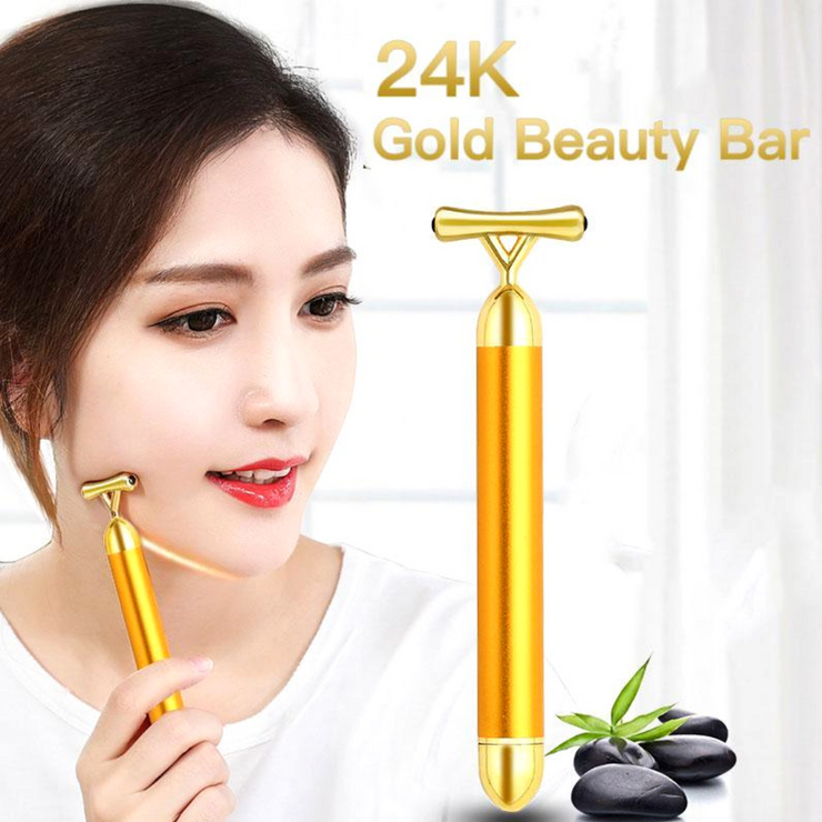 24K Gold Facelift Beauty Bar