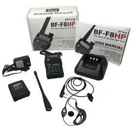 BaoFeng BF-F8HP (UV-5R 3rd Gen) - Mountaineer Tactical