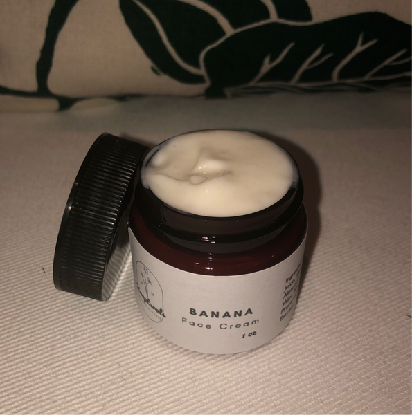 Banana Normal/Oily Face Cream