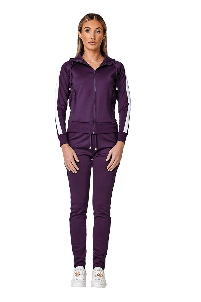 Purple Scuba Tracksuit