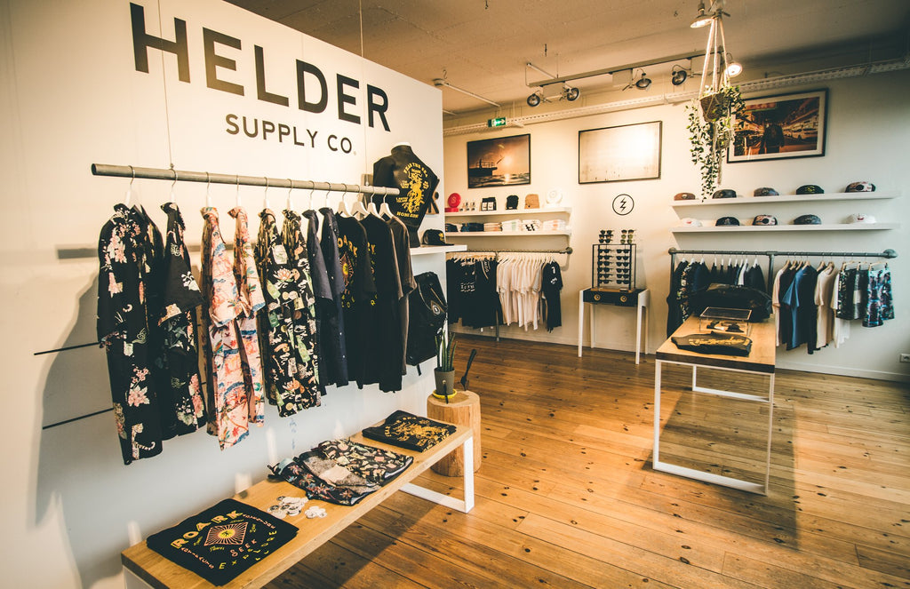 Roark x Helder Supply