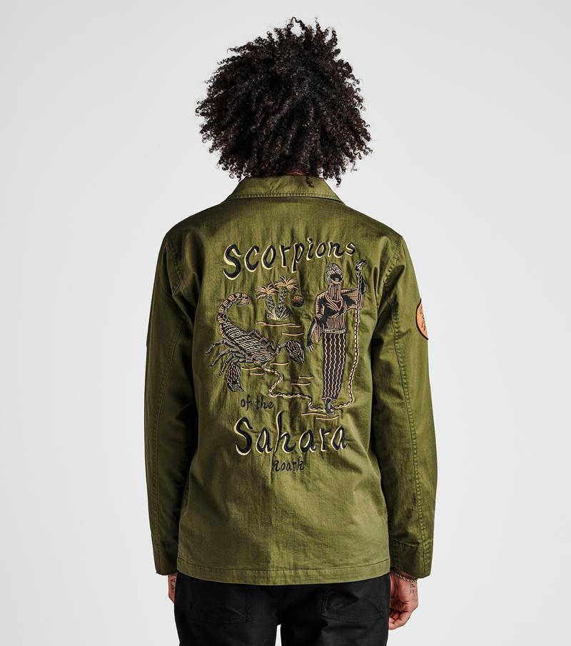 Scorpions Of The Sahara Jacket Roark