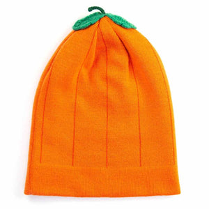 HidLids Jack-O-Lantern Beanie Hat & Mask | Youth