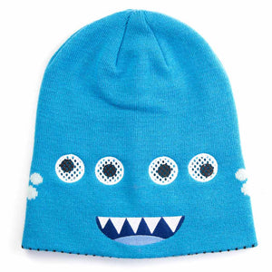 HidLids Monster Beanie Hat & Mask | Youth