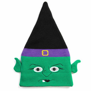 HidLids Witch Beanie Hat & Mask | Adult