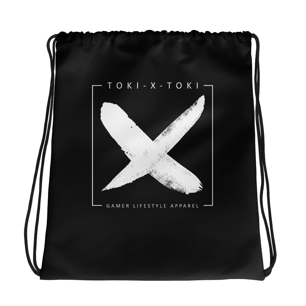 The -X- Drawstring Bag