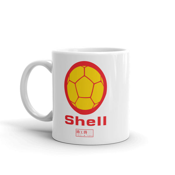 Shell Coffee Mug